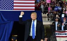 Trump reconoce que el cambio climático «no es un engaño»