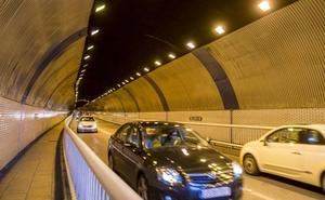 El túnel de Tetuán cerrará por obras todas las noches de domingo a jueves