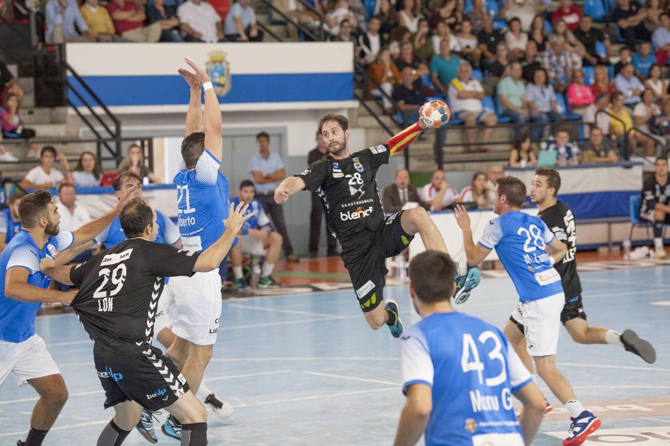 El Blendio recibe este miércoles al Agustinos Alicante en su debut en la Copa del Rey