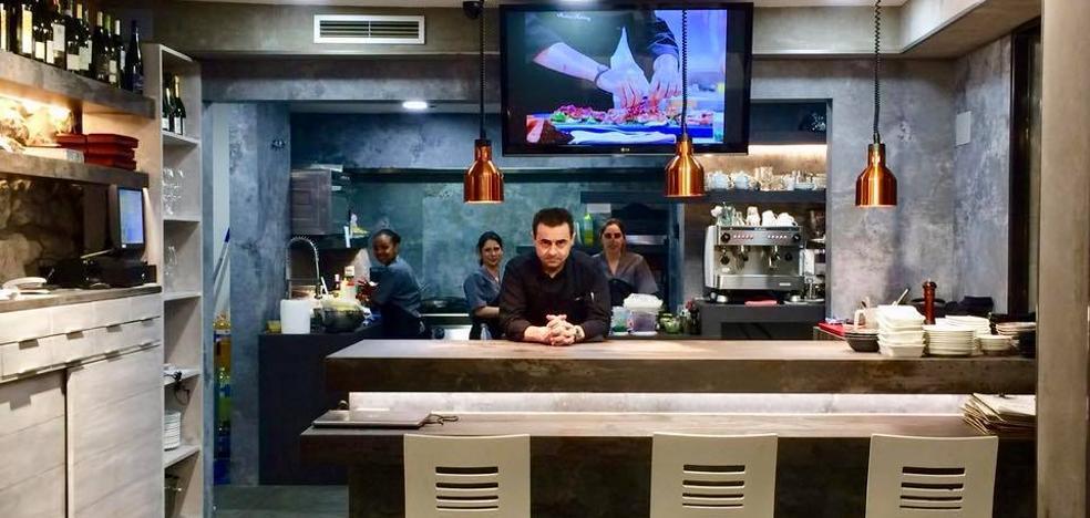Nacho Basurto, un chef con talento y brillante trayectoria