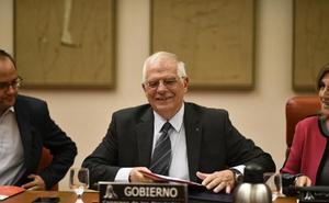 El Gobierno convoca por tercera vez en un mes al embajador belga