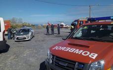 El joven que apareció muerto en Saltacaballo era de Irún y tenía 18 años