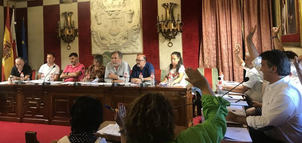 El PP de Camargo abandonó un pleno tras una discusión de su portavoz con IU