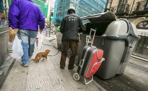 Un informe ratifica la bajada al 20,5% en la tasa de riesgo de la pobreza