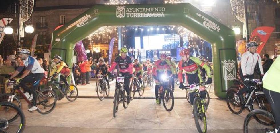 Cerca de mil deportistas se han inscrito ya para correr la Aldro Night City Trail en Torrelavega