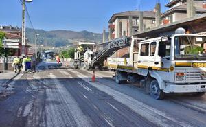 Los Corrales invierte más de 330.000 euros en varios planes de asfaltado