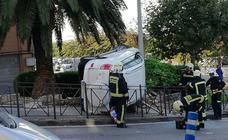 Accidente de Tráfico en Santander