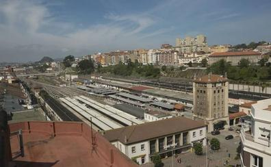 La nueva estación unificada de tren será 3.800 metros más grande que la actual