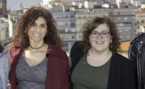 Verónica Ordóñez y Rosana Alonso presentan sus candidaturas a las primarias de Podemos Cantabria