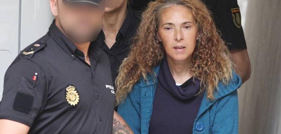 La 'viuda negra' de Alicante acusa ahora del crimen a un hijo de la víctima