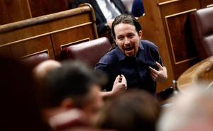 La visita de Iglesias y Junqueras en la cárcel provoca malestar en el PSOE