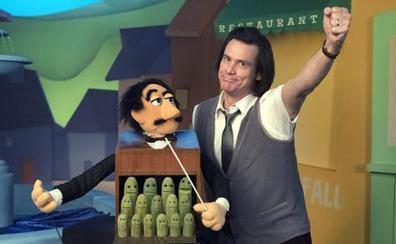 Jim Carrey y Michel Gondry dan la sorpresa con 'Kidding'