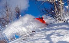 Esquiando por el mundo