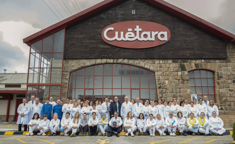 Cuétara elige Reinosa para fabricar en exclusiva sus nuevas galletas ecológicas
