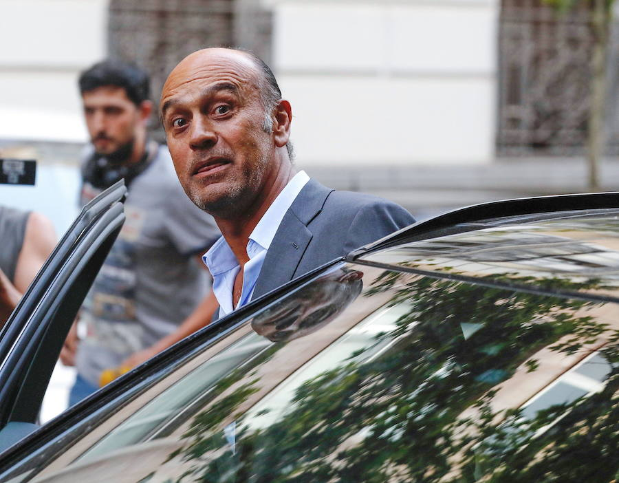 La Audiencia Nacional prohíbe al empresario Juan Muñoz salir del país sin autorización y deberá fichar en el juzgado