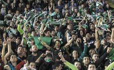 Las peñas de la Gradona se unen para viajar a Gijón