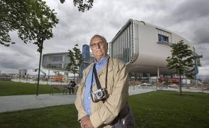 Saura presenta en la Seminci 'Renzo Piano, un arquitecto para Santander'