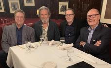 El gran Lebowski se reúne con sus colegas 20 años después