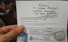 Revilla se solidariza con Jusapol en Oviedo
