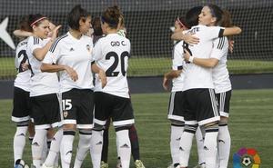 El Valencia-Sevilla de la Liga Iberdrola se aplaza por las lluvias