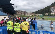 La escasez de ayudas limita la cobertura de DYA en eventos deportivos en Castro