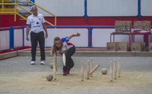 Iris y Alfonso, campeones mixtos en La Carmencita