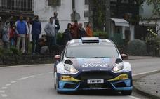 Fuster, vencedor del Rally Blendio Santander Cantabria