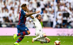 Gol anulado a Mariano