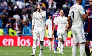 Ramos: «Lopetegui tiene todo el apoyo del vestuario»