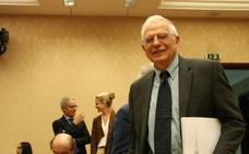 Borrell golpea al independentismo en el exterior