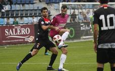 La Gimnástica cae frente al Logroñés por un penalti