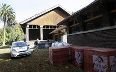 La Fundación de la Construcción inicia la reparación de las escuelas de Solvay