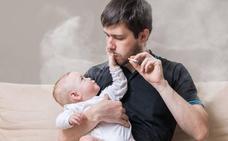150 cigarrillos anuales es la dosis de nicotina que recibe un niño expuesto al tabaco en casa