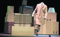 'Nómadas', caleidoscopio poético y cómico, cita de la Muestra de Teatro
