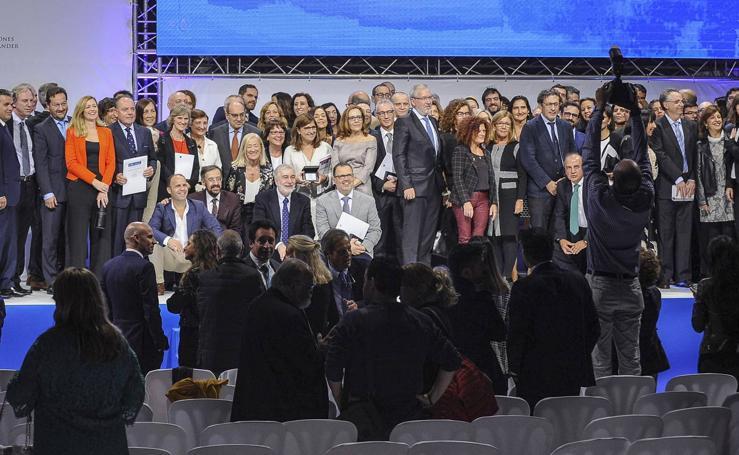 Valdecilla se lleva cinco premios en los 'Best in Class', los 'Oscar' de la sanidad española