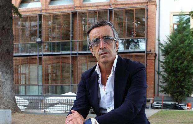 Gonzalo Arroita es profesor de la cátedra Unesco. /Blanca Castillo