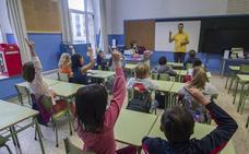 Educación convoca 574 plazas para maestros de Infantil y Primaria para 2019