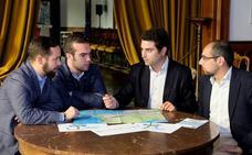 Unos 450 jóvenes cofrades de toda España se reúnen desde el viernes en Santander