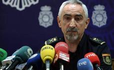 Dimite el jefe de la Policía navarra, el cántabro Daniel Rodríguez, por insultar a políticos en Twitter