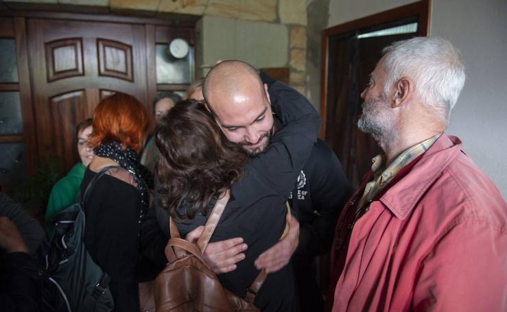 Suspendido el desahucio de la familia de Gama por razones humanitarias
