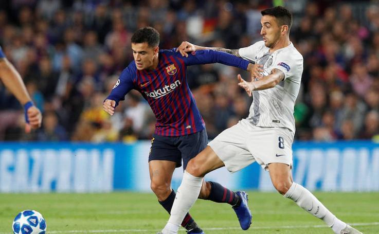 Las mejores imágenes del Barcelona-Inter