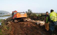 El dique de Bengoa será transitable antes de final de año