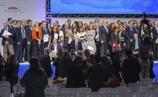 Valdecilla destaca con cinco premios en la gala de reconocimiento a la élite sanitaria