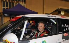 Los pilotos cántabros brillan en el rally de casa