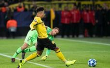 El Dortmund atropella a la carrera al Atlético