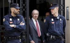 Rodrigo Rato deberá ingresar en prisión antes del viernes