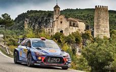 Dani Sordo vuelve a la escena del Mundial en el Rally de Cataluña
