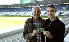 El Racing ya tiene más de 10.000 socios, objetivo que el club se fijó al inicio de la campaña