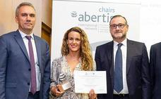 Elena Mora, doctora en Ingeniería Civil por la UC, recibe el premio Internacional de Gestión de Infraestructuras de la Fundación Abertis