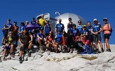 Los 'Arrastrasillas': cumplir el sueño de pasear por la montaña